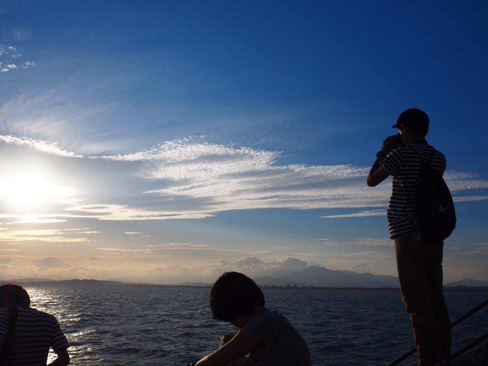 PM.4:00からの江ノ島がアツイ!江ノ島カメラ旅レポ