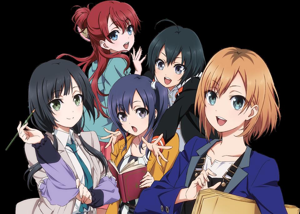 【おすすめアニメ】アニメ業界を描いたSHIROBAKOが面白すぎる件について